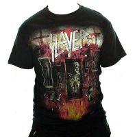 Slayer - World Painted Skeleton (T-Shirt)
