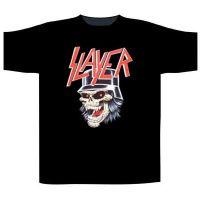 Slayer - Wehrmacht Skull (T-Shirt)