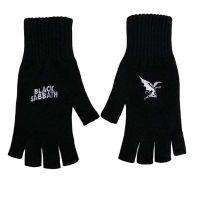 Black Sabbath - Devil & Logo (Gloves)