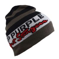 Deep Purple - Perfect Strangers (Knitted Beanie)