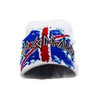 Def Leppard - Union Jack (Knitted Beanie)