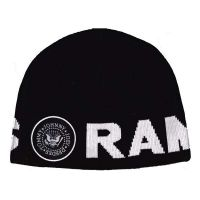 Ramones - Knitted Logo And Patch (Beanie)