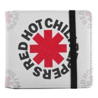 Red Hot Chili Peppers - White Asterisk (Wallet)