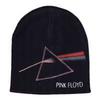 Pink Floyd - DSOTM Print & Embroidered Logo (Beanie)