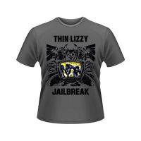 Thin Lizzy - Jailbreak Grey (T-Shirt)