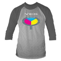 Yes - 90125 (3/4 Sleeve Baseball Shirt)