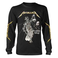 Metallica - And Justice For All Black (Long Sleeve T-Shirt)