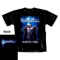 Hammerfall - Wants You (T-Shirt)