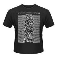 Joy Division - Unknown Pleasures Logo (T-Shirt)
