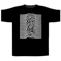 Joy Division - Unknown Pleasures Back Logo (T-Shirt)