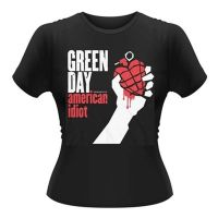 Green Day - American Idiot (Girls T-Shirt)