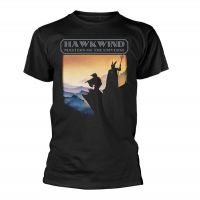 Hawkwind - Masters Of The Universe Black (T-Shirt)