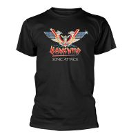 Hawkwind - Sonic Attack Black (T-Shirt)