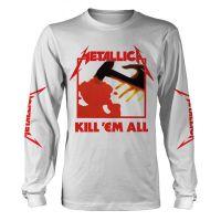 Metallica - Kill 'em All White (Long Sleeve T-Shirt)
