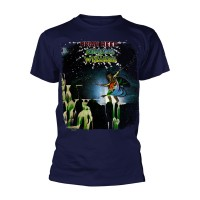 Uriah Heep - Demons & Wizards Navy (T-Shirt)