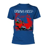 Uriah Heep - The Magicians Birthday Blue (T-Shirt)