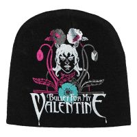 Bullet For My Valentine - Flowers Printed Logo (Beanie)