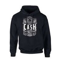 Johnny Cash - Folsom Prison (Hooded Sweatshirt)