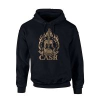 Johnny Cash - Ring Of Fire (Hooded Sweatshirt)