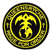 Queensryche - Rage For Order (Sticker)