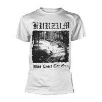 Burzum - Hvis Lyset Tar Oss White (T-Shirt)