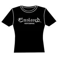 Enslaved - Vertebrae Logo (Girls T-Shirt)