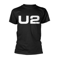 U2 - White Logo (T-Shirt)