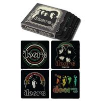 Doors - Boxed Set Of 4 (Coasters)