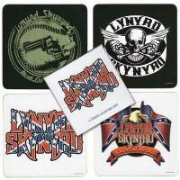Lynyrd Skynyrd - Logos (Coasters)