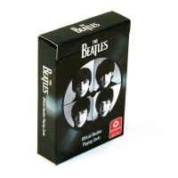 Beatles - Images (Playing Cards)