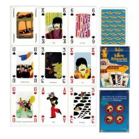 Beatles - Yellow Submarine (Playing Cards)