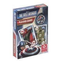 Avengers - Captain America The First Avenger (Playing Cards)