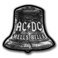ACDC - Hells Bells (Metal Pin Badge)