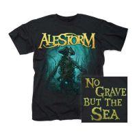 Alestorm - No Grave But The Sea (T-Shirt)