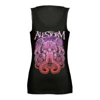 Alestorm - Octopus (Girls Tank Top)