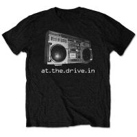 At The Drive In - Boom Box (T-Shirt)