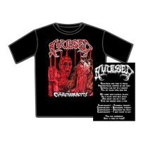 Avulsed - Carnivoracity (T-Shirt)