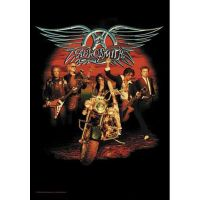 Aerosmith - Band (Textile Poster)