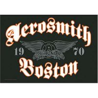 Aerosmith - Boston 1970 (Textile Poster)