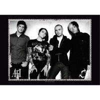 AFI - Band (Textile Poster)