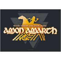 Amon Amarth - With Odin On Our Side (Textile Poster)