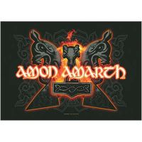 Amon Amarth - Hammer (Textile Poster)
