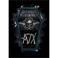 Avenged Sevenfold - Coffin (Textile Poster)