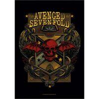 Avenged Sevenfold - Death Bat Crest (Textile Poster)