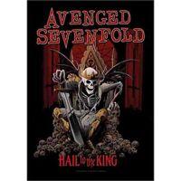 Avenged Sevenfold - Hail The King (Textile Poster)