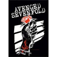 Avenged Sevenfold - Rose (Textile Poster)