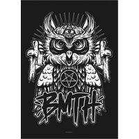 Bring Me The Horizon - Owl (Textile Poster)