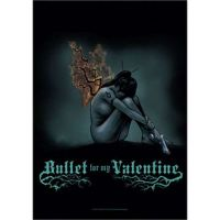 Bullet For My Valentine - Burn (Textile Poster)