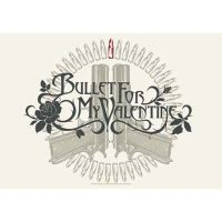 Bullet For My Valentine - Two For One (Textile Poster)