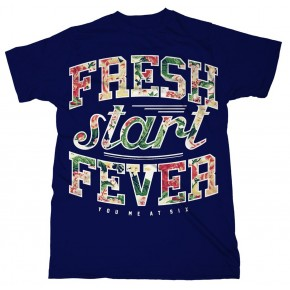 You Me At Six - Fresh Start Fever (T-Shirt)